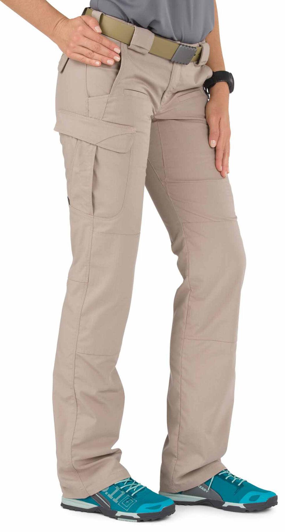 5.11 Tactical Women's Stryke Pants, Khaki, hi-res