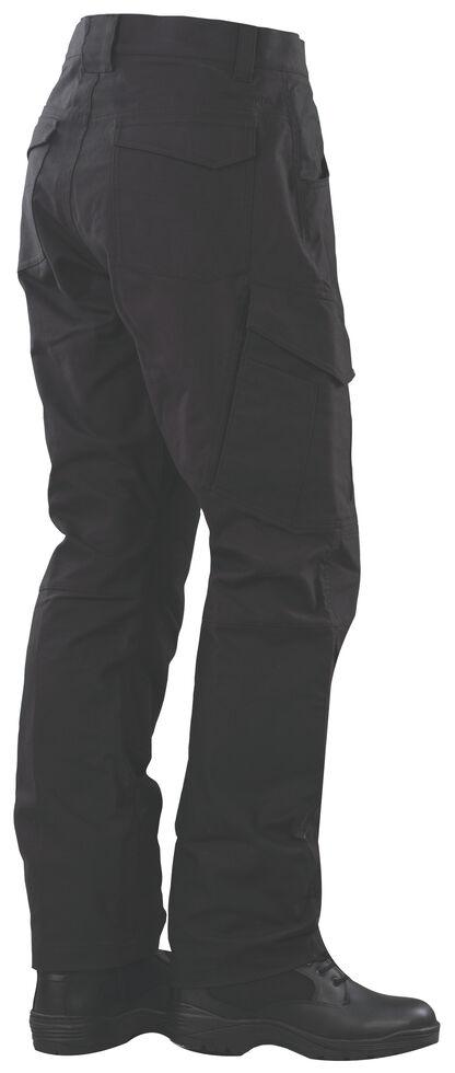 Tru-Spec Men's 24-7 Delta Cargo Work Pants , Black, hi-res