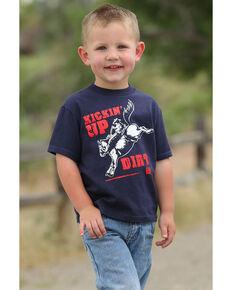 3cde0165 Cinch Toddler Boys Kickin Up Dirt Rider Graphic T-Shirt , Navy, hi-