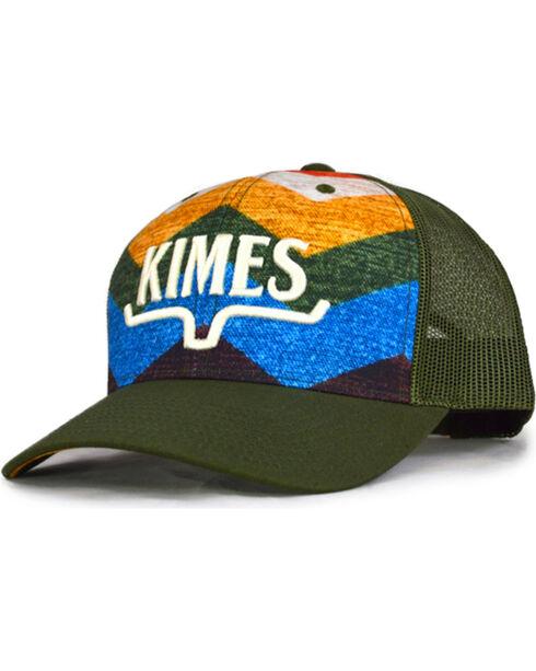 Kimes Ranch Men's Hand Woven Trucker Cap , , hi-res