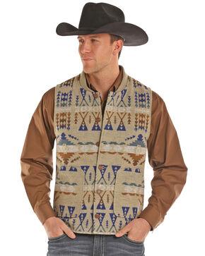 Powder River Outfitters Men's Idaho Liner Vest, Tan, hi-res