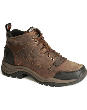 Ariat Men's Terrain Boots, Distressed, hi-res