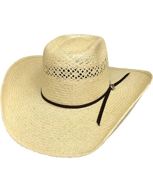 Bullhide Men's Super Duty 50X Jute Cowboy Hat, Beige/khaki, hi-res