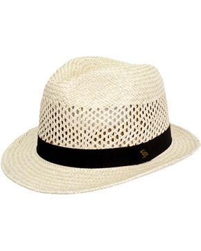 Peter Grimm Men's Natural Santi Hat , Natural, hi-res