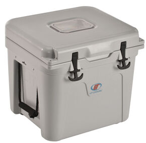 LiT Coolers Halo TS 400 Grey Cooler - 32 Quart, Grey, hi-res