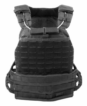 5.11 Tactical TacTec Plate Carrier, Black, hi-res