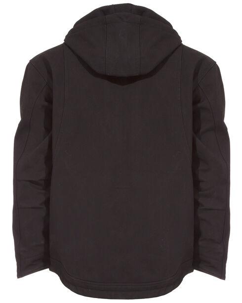 Berne Sattelhorn Coat - Tall 2XT, Black, hi-res