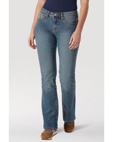 Wrangler Women's Aura Instantly Slimming Jeans , Midstone, hi-res