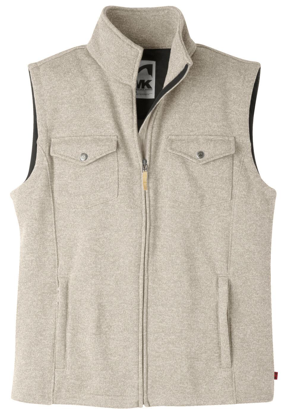 Mountain Khakis Men's Oatmeal Old Faithful Vest, Oatmeal, hi-res