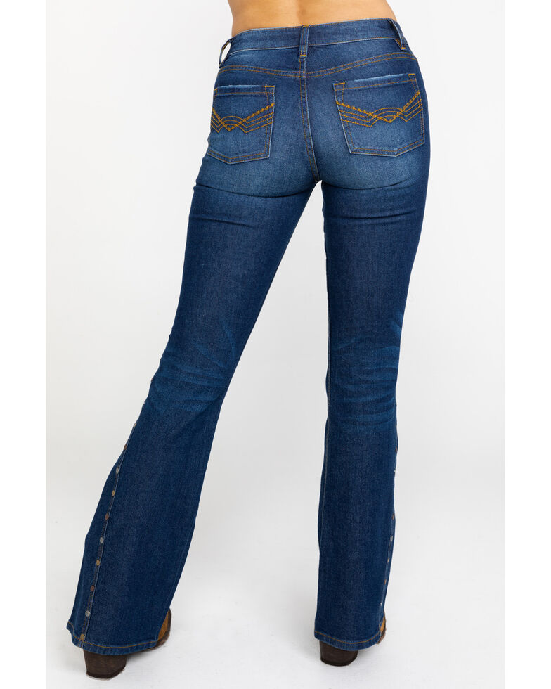 Idyllwind Women's Extra Flair Flare Jeans , , hi-res