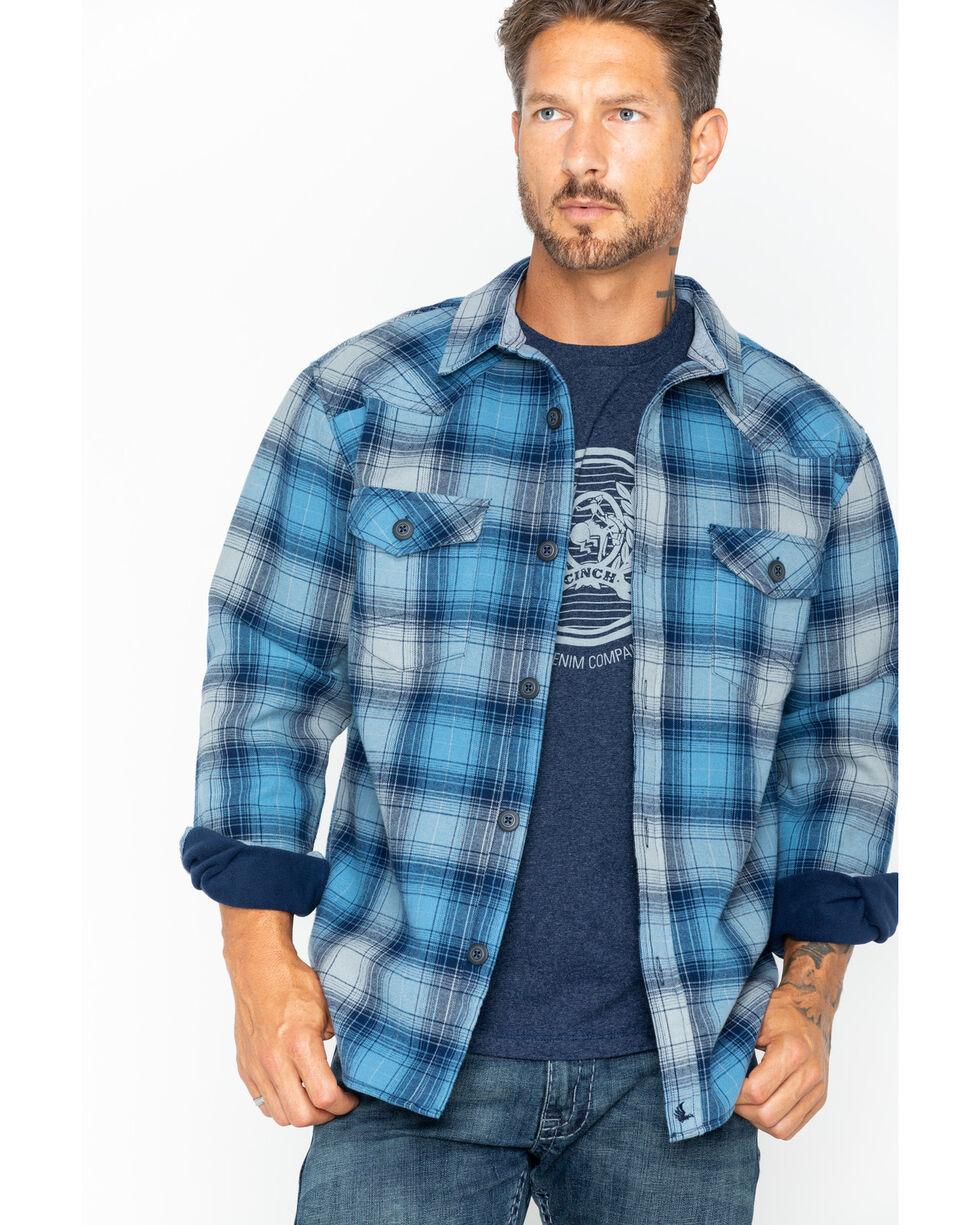Cody James Men's Viking Plaid Flannel Jacket, , hi-res