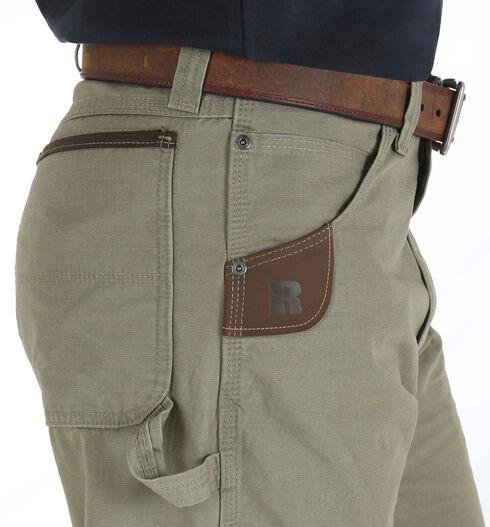 Wrangler Men's Riggs Carpenter Work Jeans, Bark, hi-res