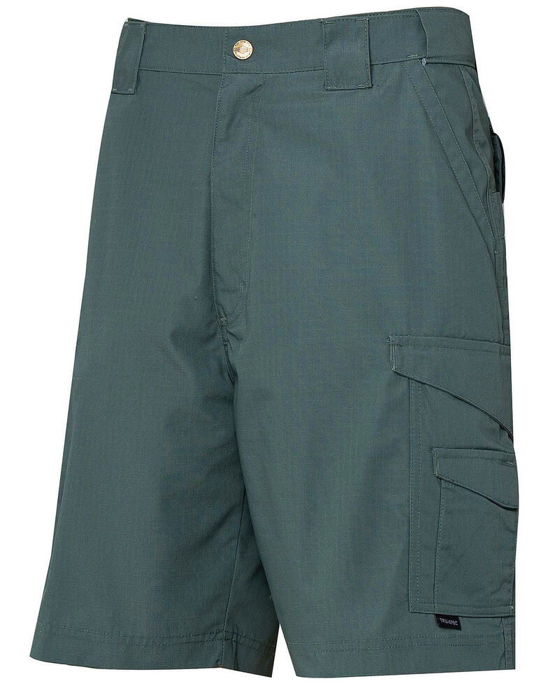 Tru-Spec Men's 24-7 Series Shorts, Olive, hi-res