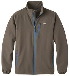 Mountain Khakis Men's Maverick LT Softshell Jacket, Brown, hi-res