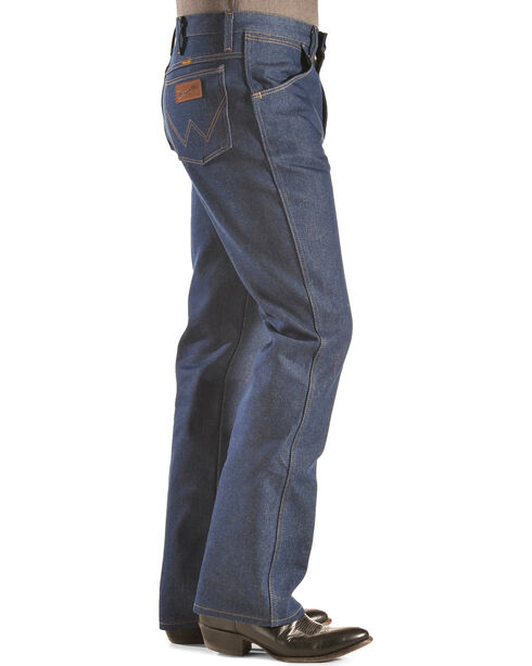 Wrangler Jeans - 935 Slim Fit Rigid Boot Cut, Indigo, hi-res
