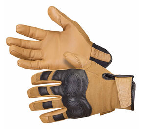 5.11 Tactical Hard Time Gloves, Coyote Brown, hi-res