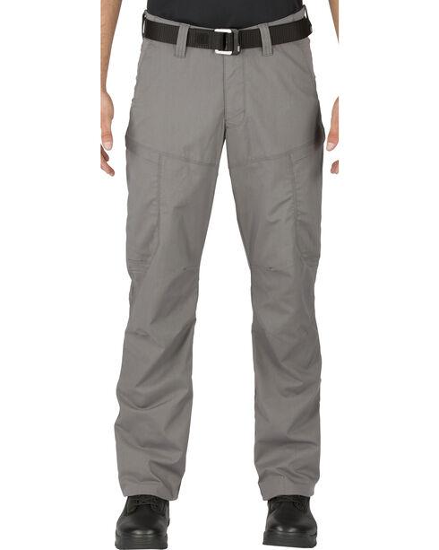 5.11 Tactical Men's Apex Pant - Big & Tall, Grey, hi-res