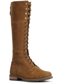 Ariat Women's Ketley Riding Boots - Round Toe, Brown, hi-res