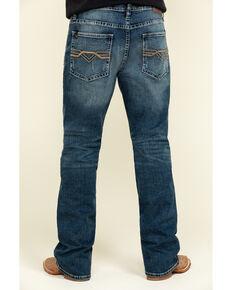Cody James Core Men's Sundance Stretch Slim Bootcut Jeans , Blue, hi-res