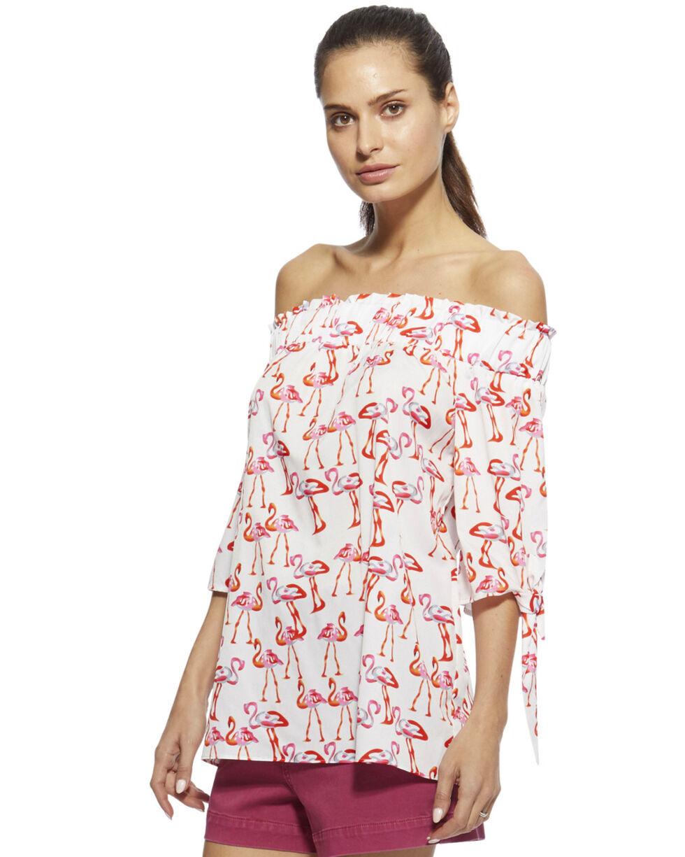 Angel Premium Women's White Blanche Top , White, hi-res