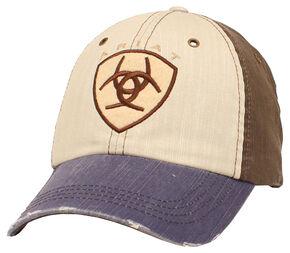 Ariat Men's Patch Multicolored Cap, Multi, hi-res