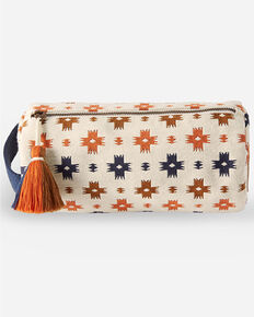 Pendleton Women's Sweet Water Cosmetic Bag, Cream, hi-res