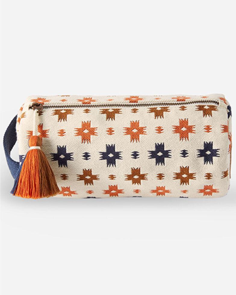 Pendleton Women's Sweet Water Cosmetic Bag, Cream, hi-res