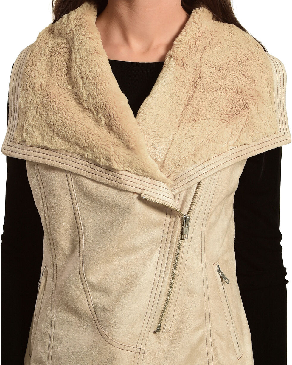 Tasha Polizzi Women's Wheat Renegade Vest , Lt Brown, hi-res