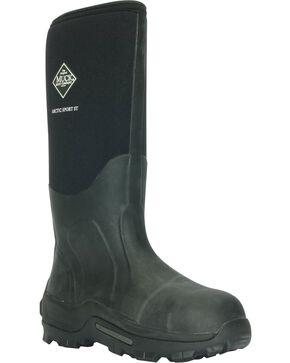 Muck Boots Arctic Sport Boots - Steel Toe, Black, hi-res