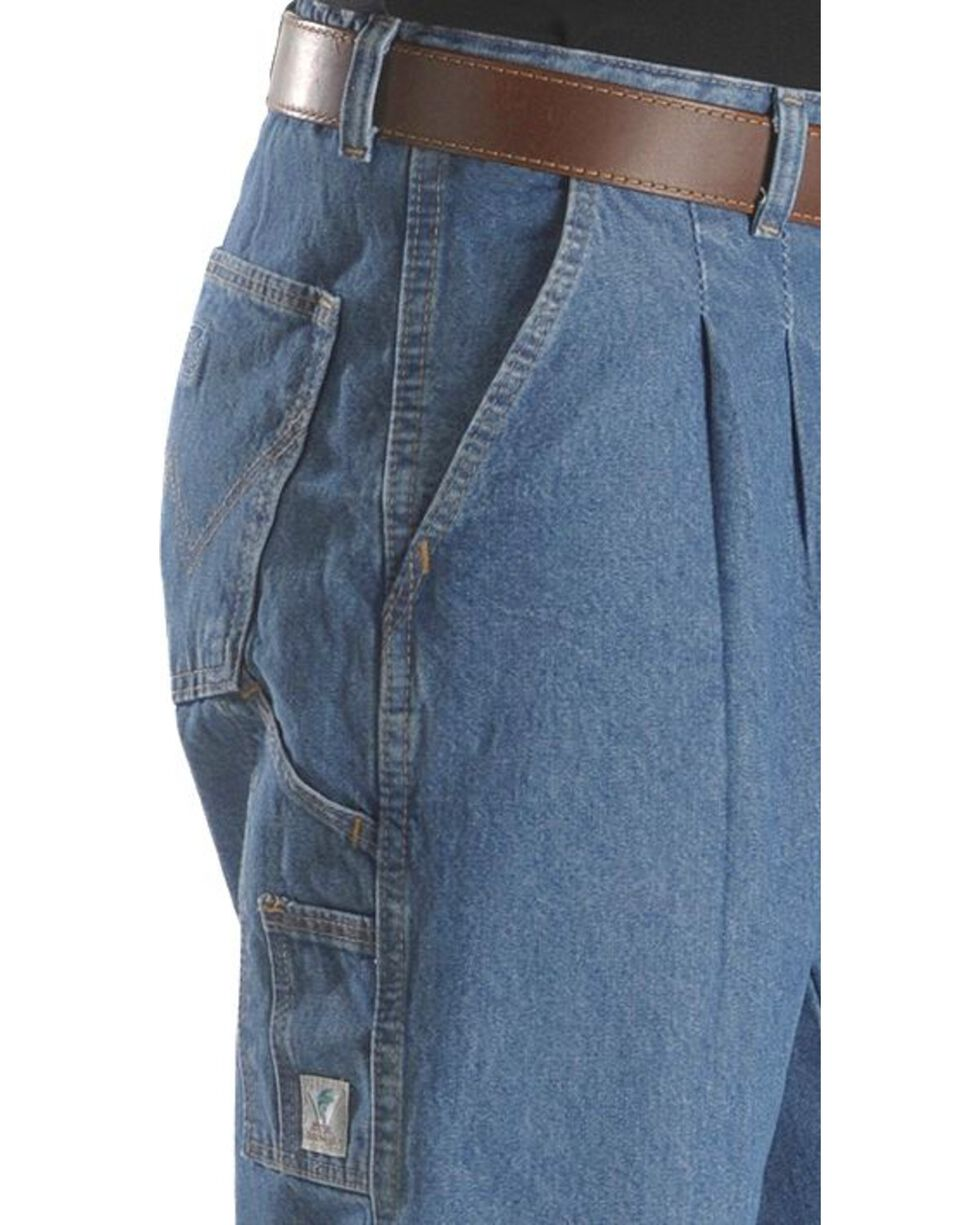 Wrangler Rugged Wear Denim Angler Pants, Indigo, hi-res