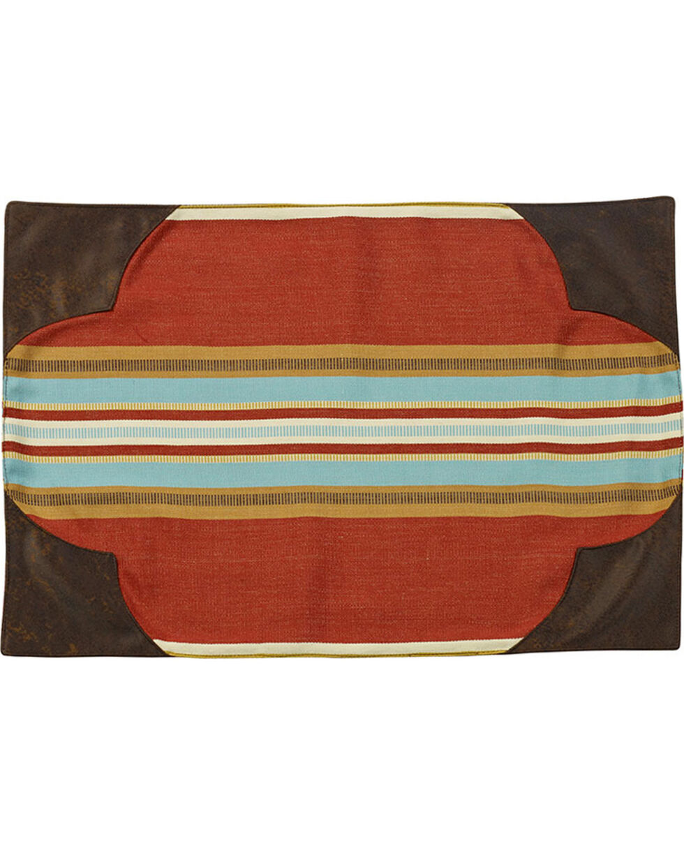 HiEnd Accents Calhoun Placemat Set of 4, Multi, hi-res