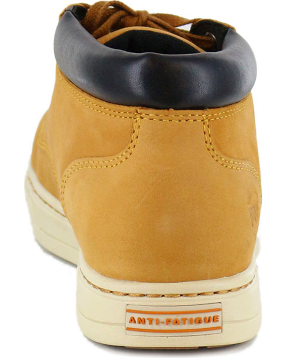 Timberland Men's Tan PRO Disruptor Work Shoes - Alloy Toe , Tan, hi-res