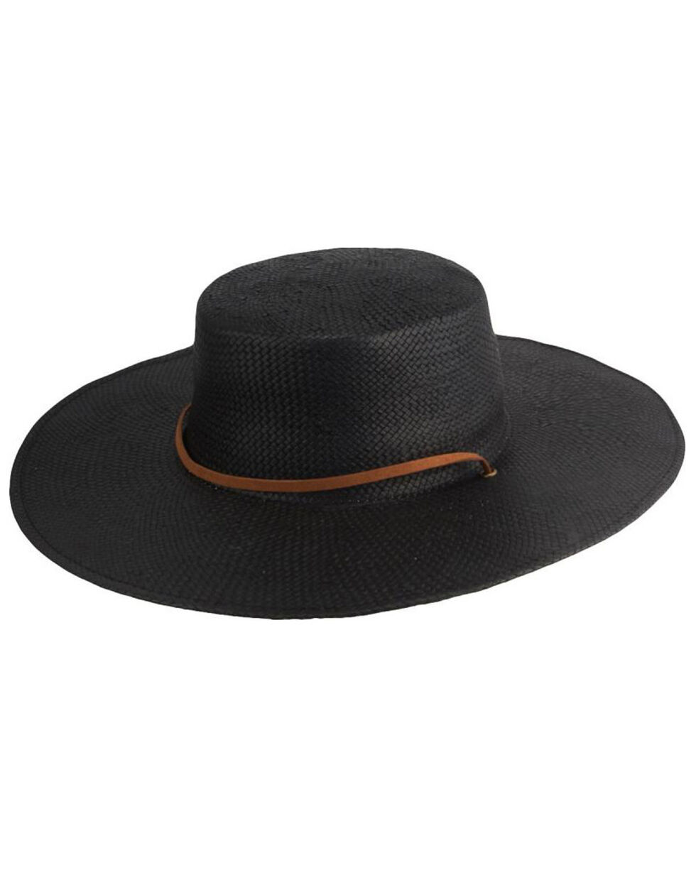 Peter Grimm Jocelyn Black Resort Hat, Black, hi-res