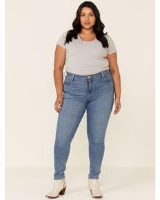 Levi's Women's 721 Lapis Skinny Jeans - Plus, Blue, hi-res