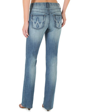 Wrangler Women's Ultimate Riding Jeans Q-Baby with Booty Up Technology, Blue, hi-res