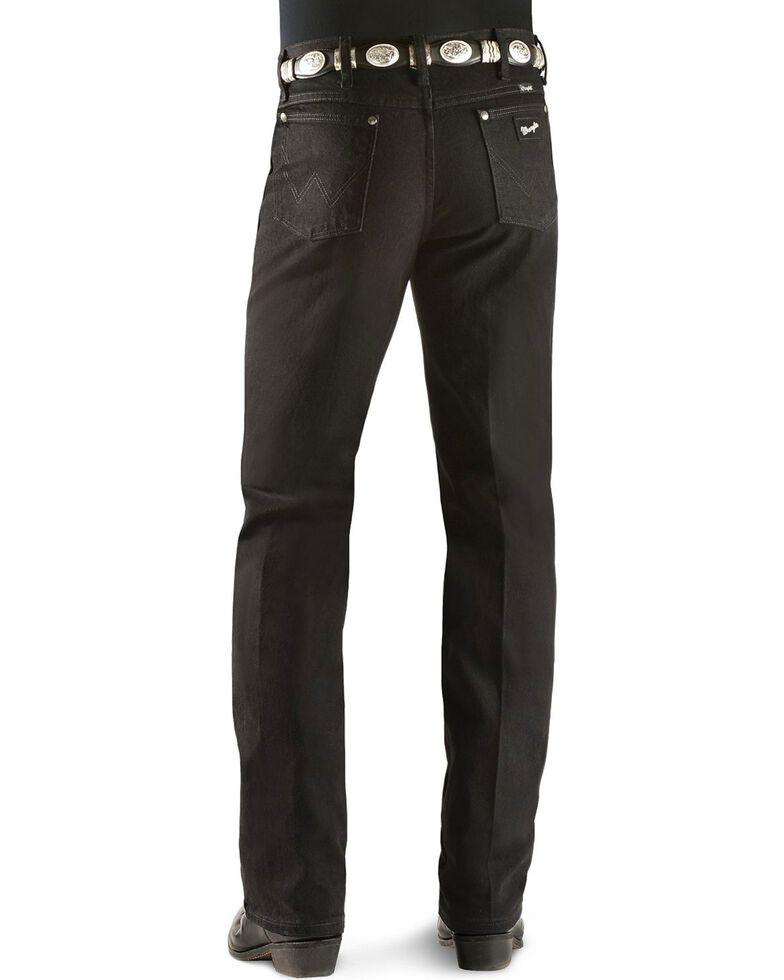 Wrangler Jeans - 933 Slim Fit Silver Edition, Black Denim, hi-res