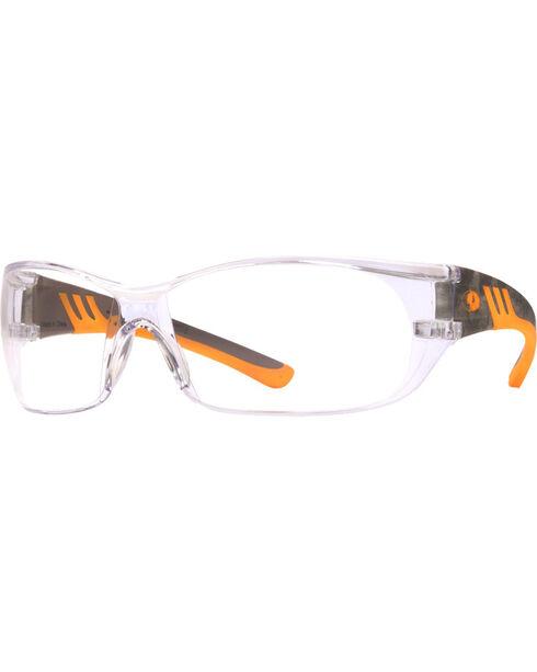 Mossy Oak Men's Break-Up Infinity® Camouflage Trophy Safety Glasses, Camouflage, hi-res