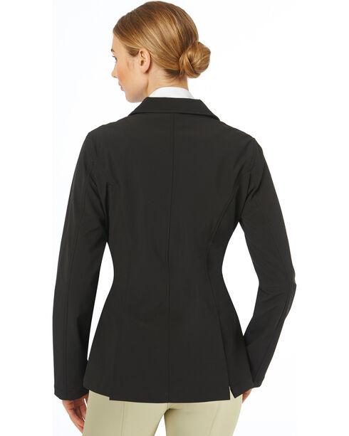 Ovation Women's Rio Show Coat, Black, hi-res