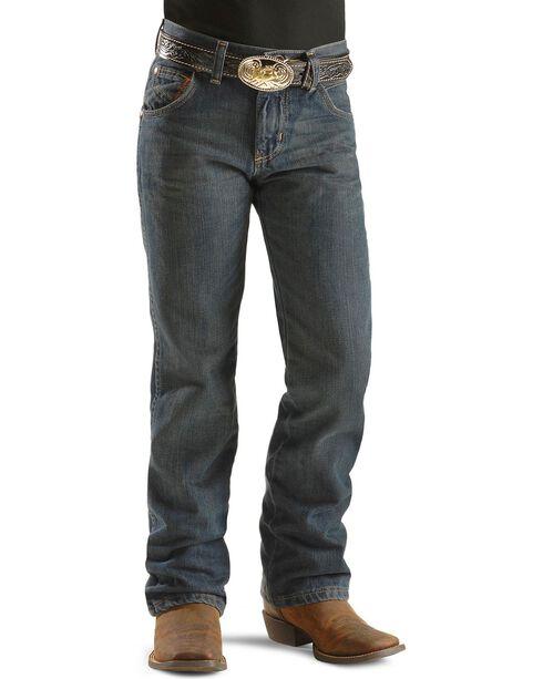 Wrangler Boys' Retro Night Sky Jeans - 4-7, Denim, hi-res