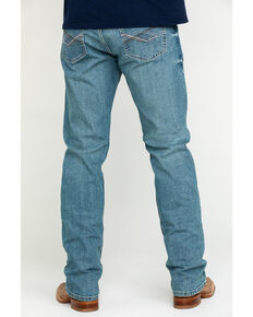 Wrangler 20X Men's 44 Bonham Stretch Slim Straight Jeans , Blue, hi-res