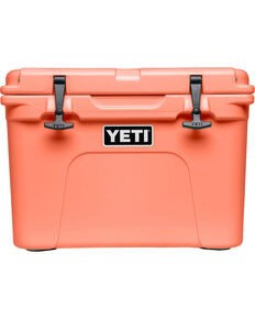 Yeti Coral Limited Edition Tundra 35 Cooler , Coral, hi-res