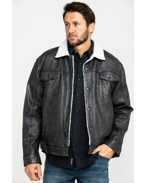 Men S Leather Jackets Sheplers