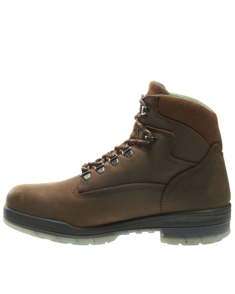 Wolverine Men's Durashocks Waterproof Insulated Work Boots - Steel Toe, Ceramic, hi-res
