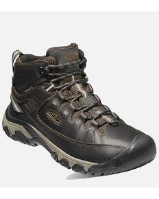 Keen Men's Targhee III Polar Hiking Boots - Soft Toe, Grey, hi-res