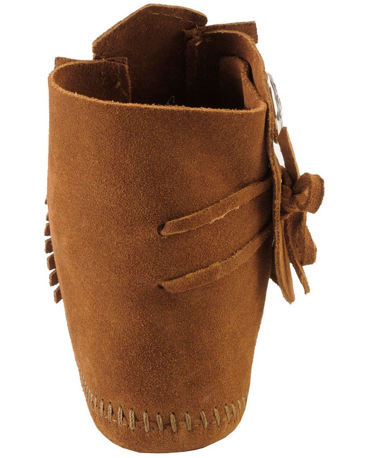 Soft Sole Ankle Moccasins