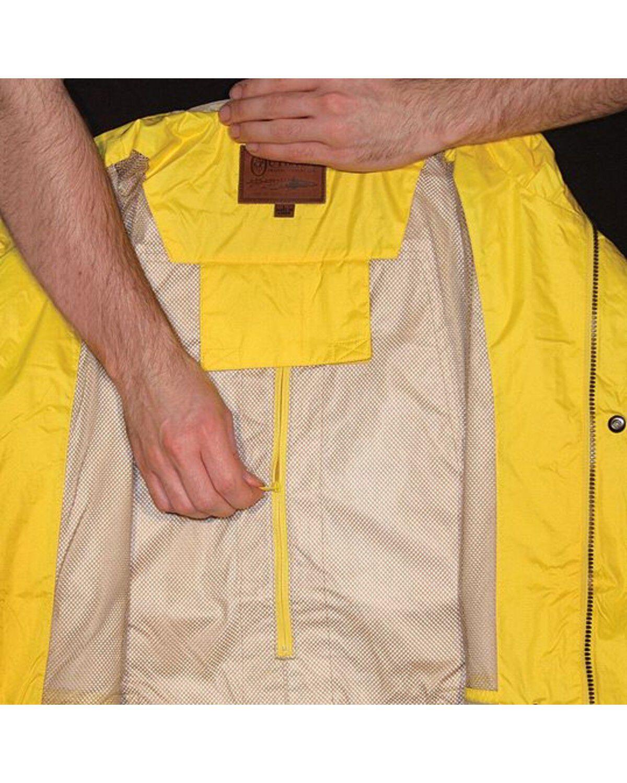 Outback Trading mens Pak-a-roo Waterproof Windproof Seam-sealed Rain Parka