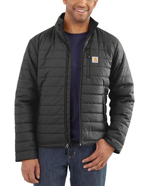 Carhartt Men's Gilliam Jacket - Big & Tall, Black, hi-res