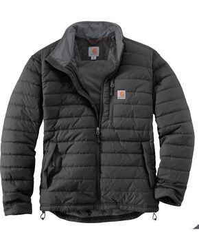 Carhartt Men's Gilliam Jacket - Big & Tall, Black, hi-res