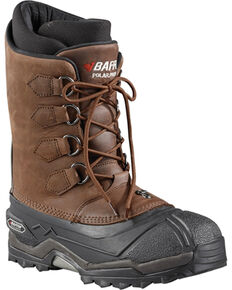 Baffin Men's Control Max Snow Boots, Brown, hi-res