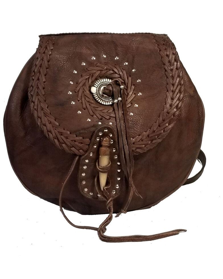 Kobler Leather Women's Coby Backpack, Dark Brown, hi-res